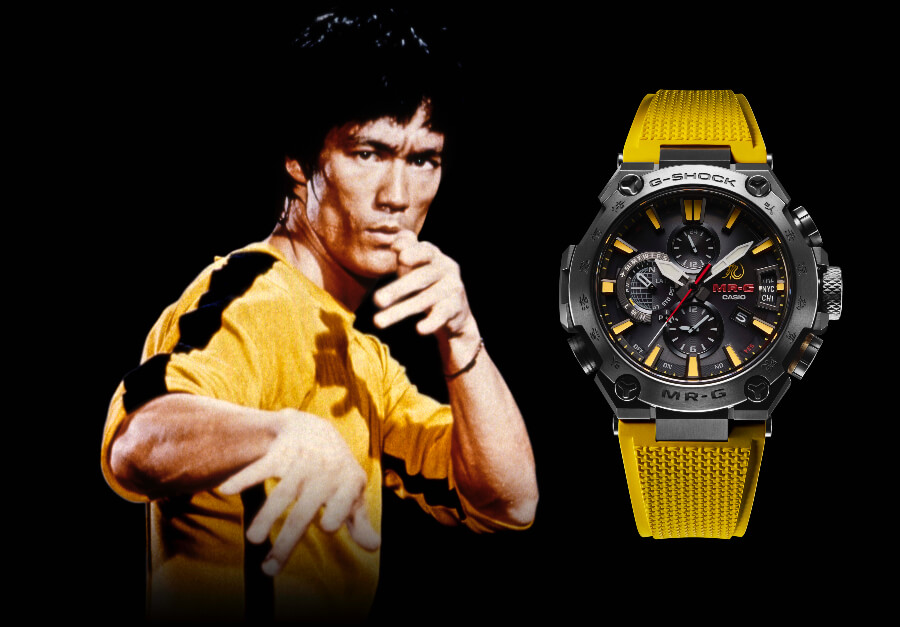 Bruce Lee Watch Collection