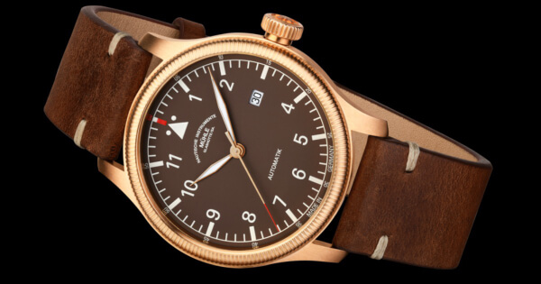 Mühle-Glashütte Terrasport IV Bronze (Price, Pictures and Specifications)