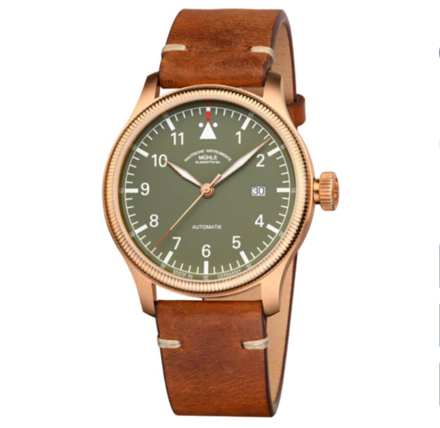 Mühle-Glashütte Terrasport IV Bronze Watch Review