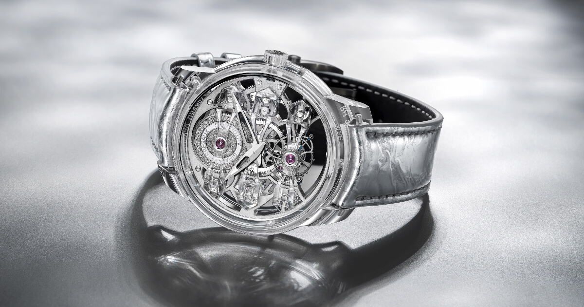 Girard-Perregaux Quasar Light (Price, Pictures and Specifications)