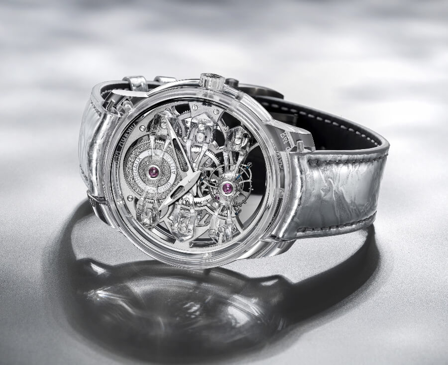 The New Girard-Perregaux Quasar Light