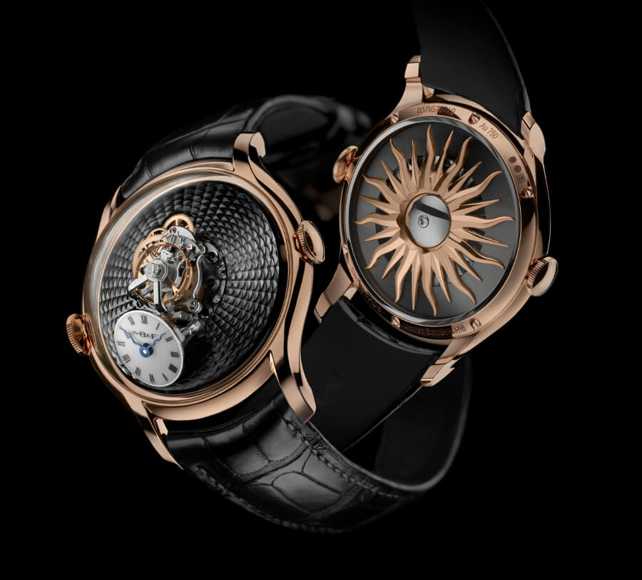 The New MB&F Men Watch