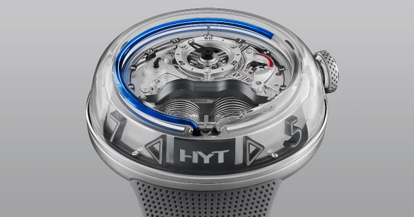 The New HYT H5 Blue Edition (Price, Pictures and Specifications)