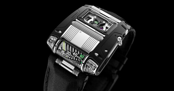 Urwerk UR-111C Two-Tone (Price, Pictures and Specifications)