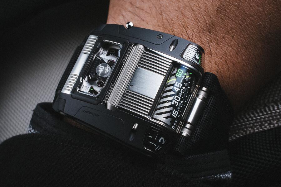 Urwerk UR-111C Two-Tone Watch Review