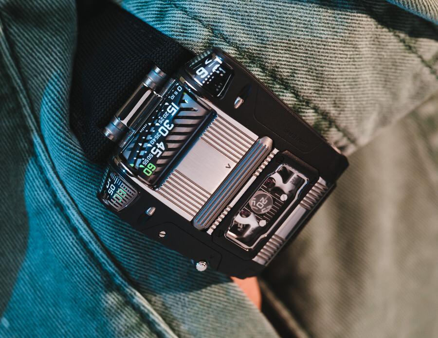Best Watch of 20202 Urwerk UR-111C Two-Tone