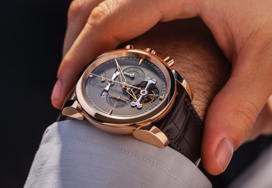 Parmigiani Fleurier Tondagraph Tourbillon Watch Review