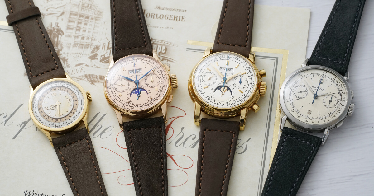 Jean-Claude Biver Sells 4 Watches Of His Private Collection At Phillips In May 2020