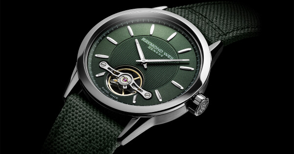 Raymond Weil Freelancer Calibre RW1212 Green Ref. 2780 STC 52001 (Price, Pictures and Specifications)