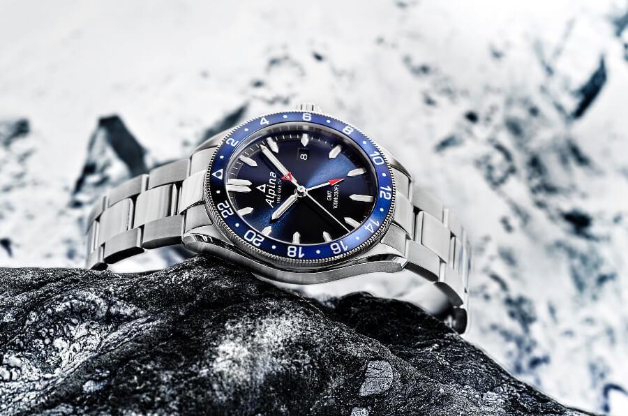 Alpina Alpiner Quartz GMT Watch Review