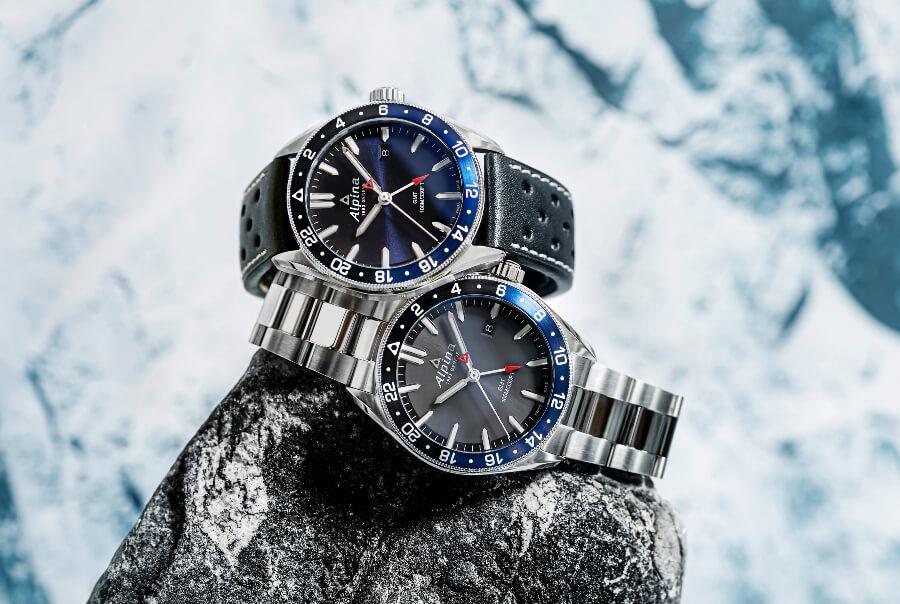 Alpina Alpiner Quartz GMT Watch