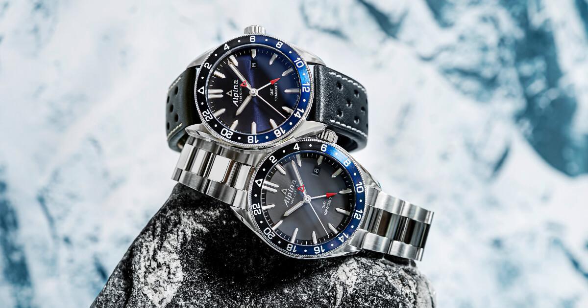 Alpina Alpiner Quartz GMT (Price, Pictures and Specifications)