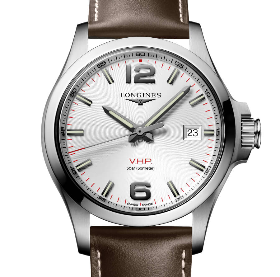 Longines Conquest V.H.P. Quatz Movement