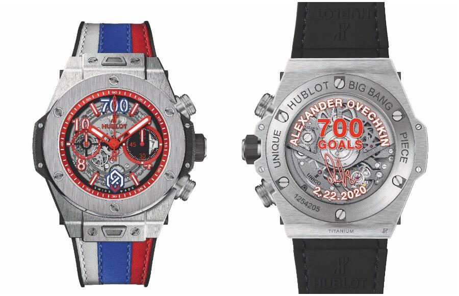 Hublot Big Bang Unico Titanium Alexander Ovechkin Watch Review