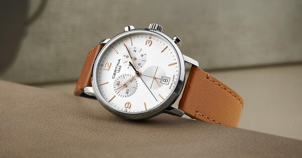 Certina DS Caimano Chronograph (Price, Pictures and Specifications)
