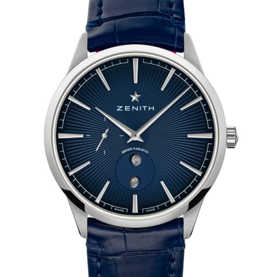 Zenith Elite Moonphase 40.5MM Romeo
