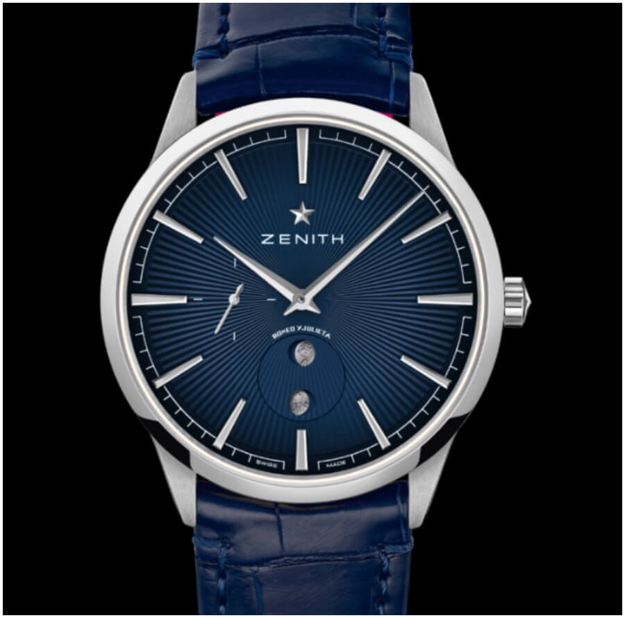 The New Zenith Elite Moonphase 40.5MM Romeo