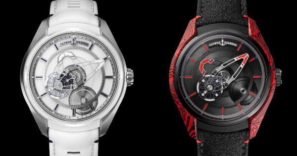 Ulysse Nardin Freak X Magma and Freak X Ice (Price, Pictures and Specifications)