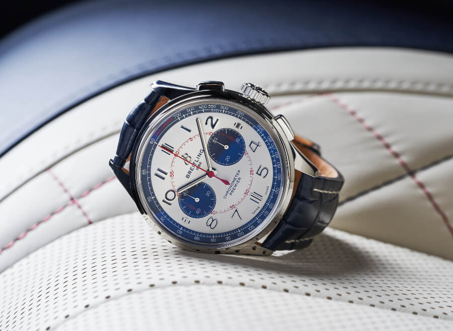 The New Breitling Premier B01 Chronograph 42 Bentley Mulliner Limited Edition