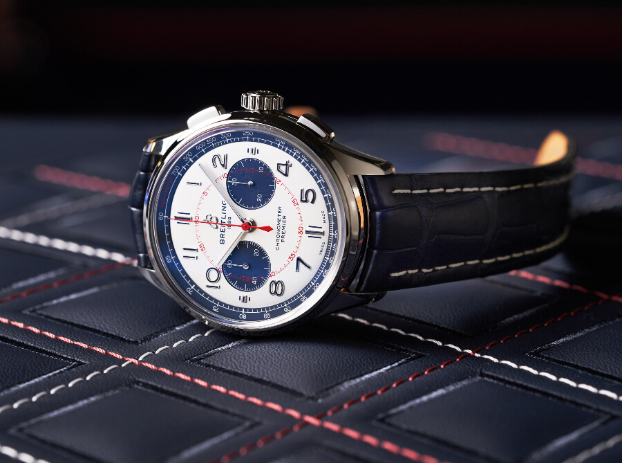 New Watches From Breitling