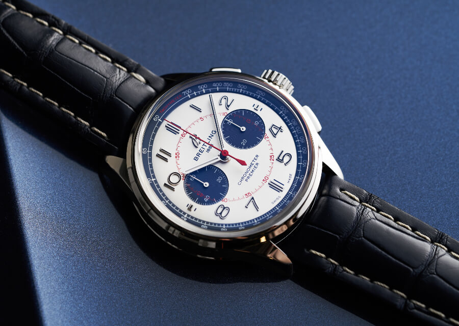 Breitling Premier B01 Chronograph 42 Bentley Mulliner Limited Edition Watch Review