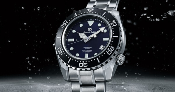 Grand Seiko 60th Anniversary Limited Edition Professional Diver's 600M (Price, Pictures and Specifications)