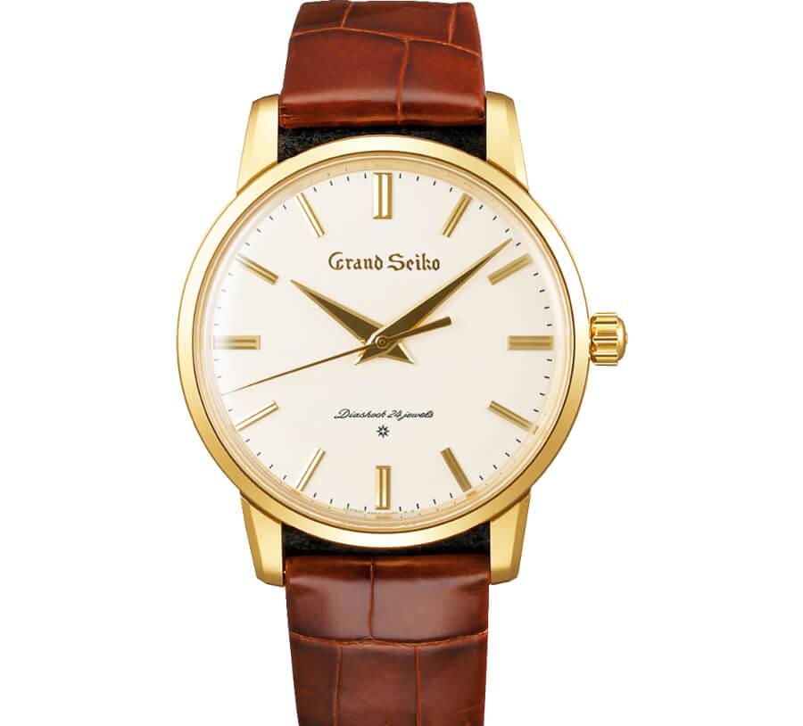 Grand Seiko Vintage Gold