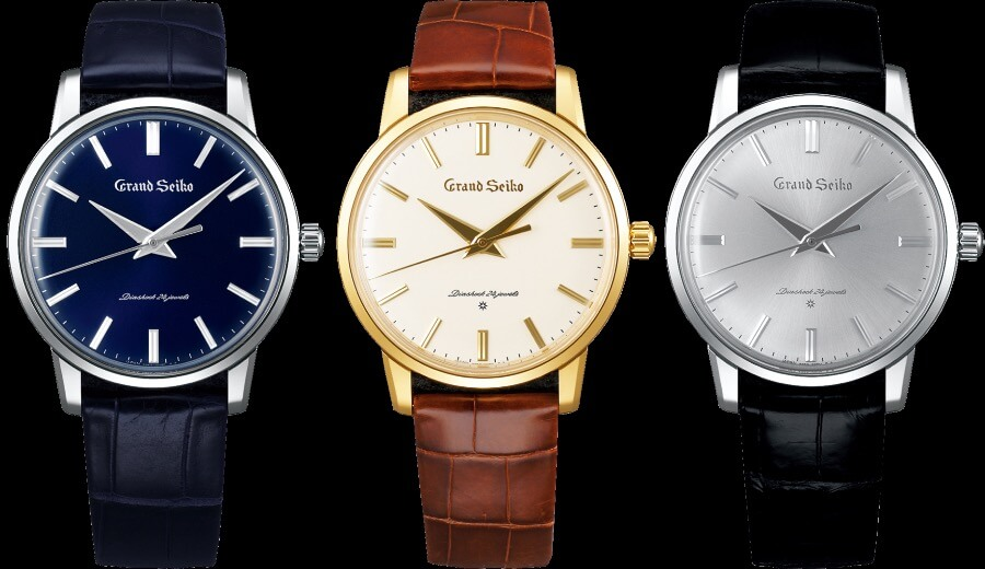 The New Re-Creations Of The First Grand Seiko