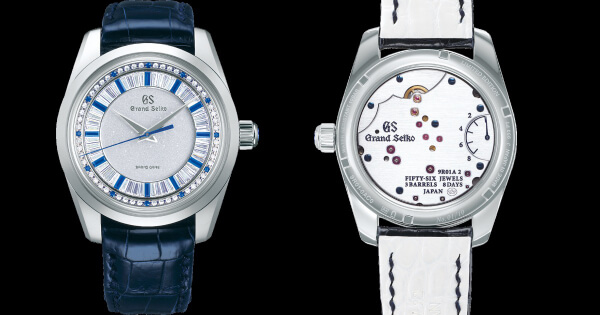 Grand Seiko Masterpiece Collection Spring Drive 8 Days Jewelry Watch (Price, Pictures and Specifications)