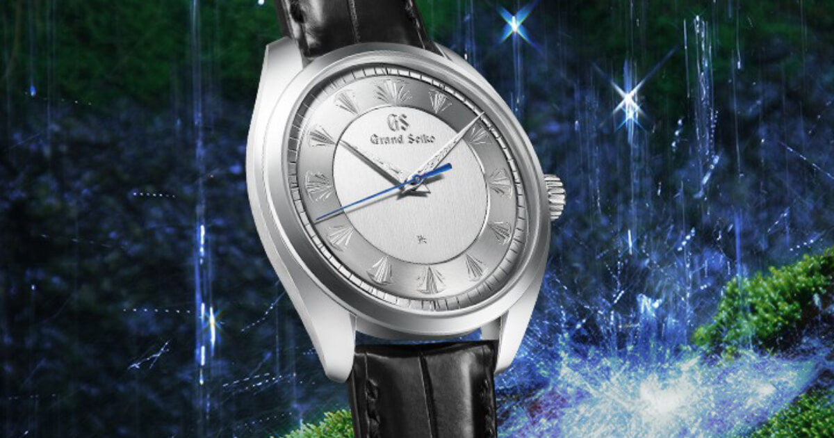 Grand Seiko 60th Anniversary Limited Edition (Price, Pictures and Specifications)