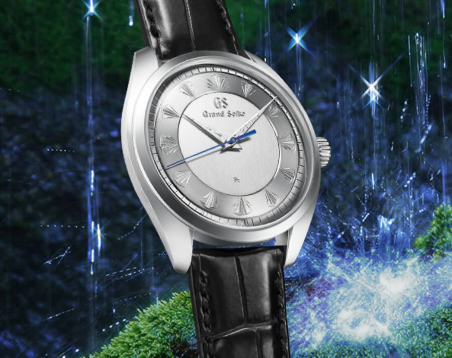 Elegance Collection Grand Seiko 60th Anniversary Limited Edition Ref. SBGW263
