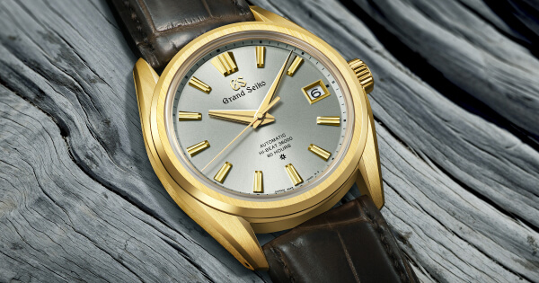 Grand Seiko 60th Anniversary Limited Edition Ref. SLGH002 (Pictures, Price and Specifications)