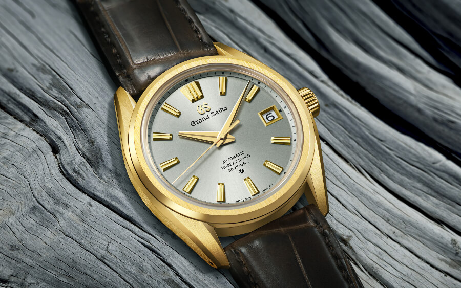 Grand Seiko 60th Anniversary Limited Edition Ref. SLGH002 Watch Review