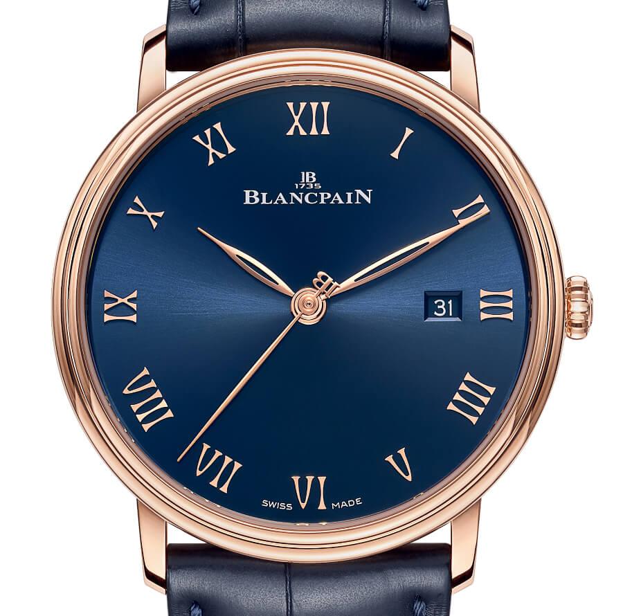Blancpain Villeret Ultraplate Blue Dial Watch Review