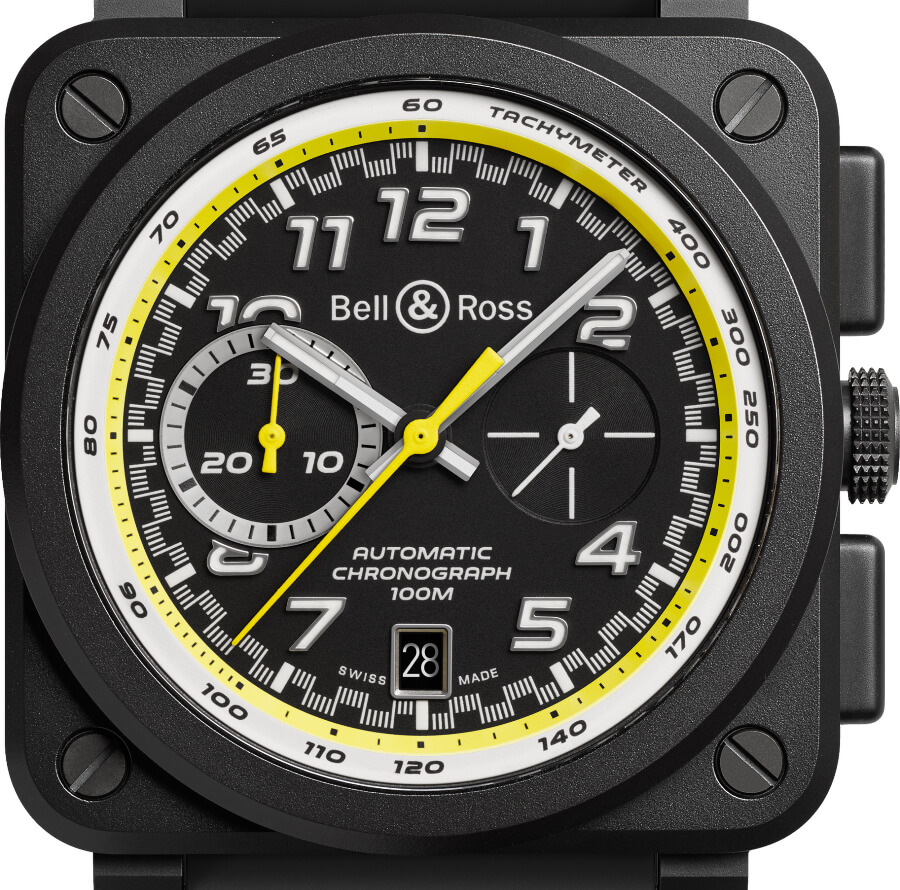Bell & Ross Chronograph