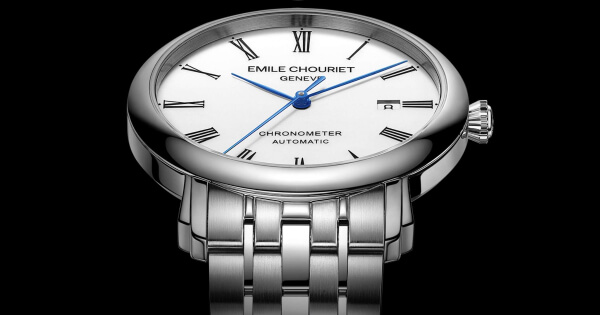 Emile Chouriet Lac Léman Classic Chronometer (Price, Pictures and Specifications)