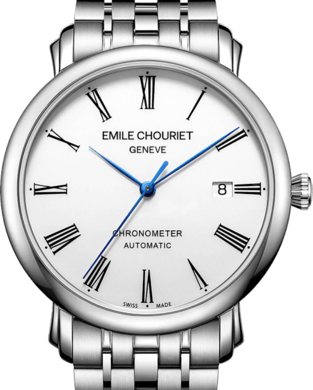 Emile Chouriet Lac Léman Classic Chronometer