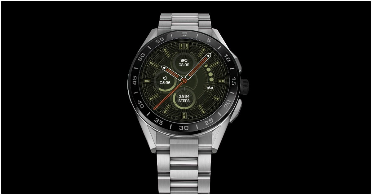The New TAG Heuer Connected Watch (Price, Pictures and Specifications)