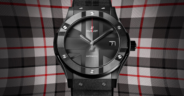 "Hublot Classic Fusion 45 mm Special Edition ""London"" (Price, Pictures and Specifications)"