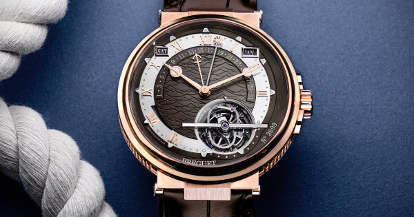Breguet Marine Tourbillon Équation Marchante 5887 (Price, Pictures and Specifications)
