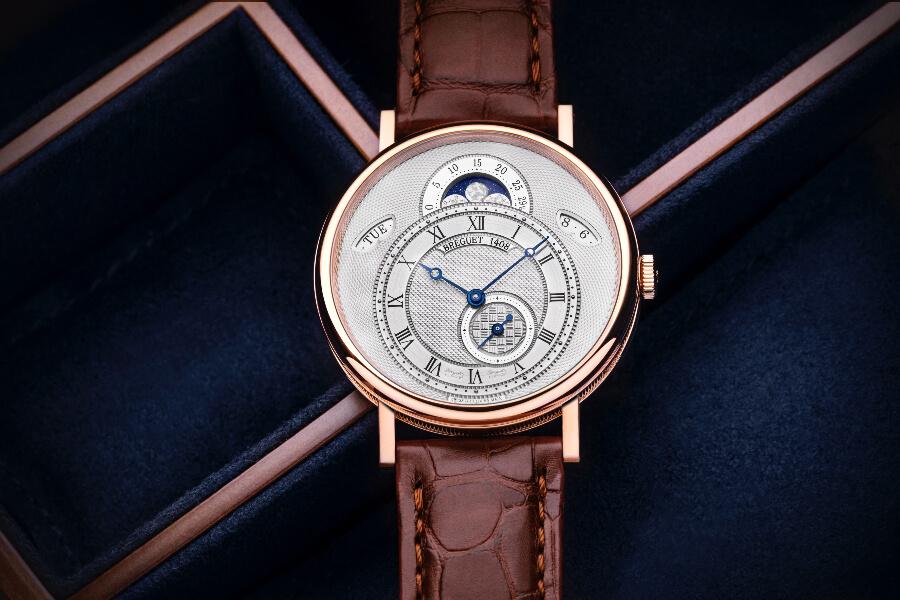 Breguet Classique 7337 Watch Review