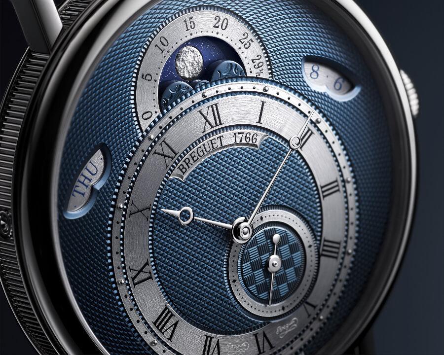 Breguet Classique 7337 Perpetual calendar