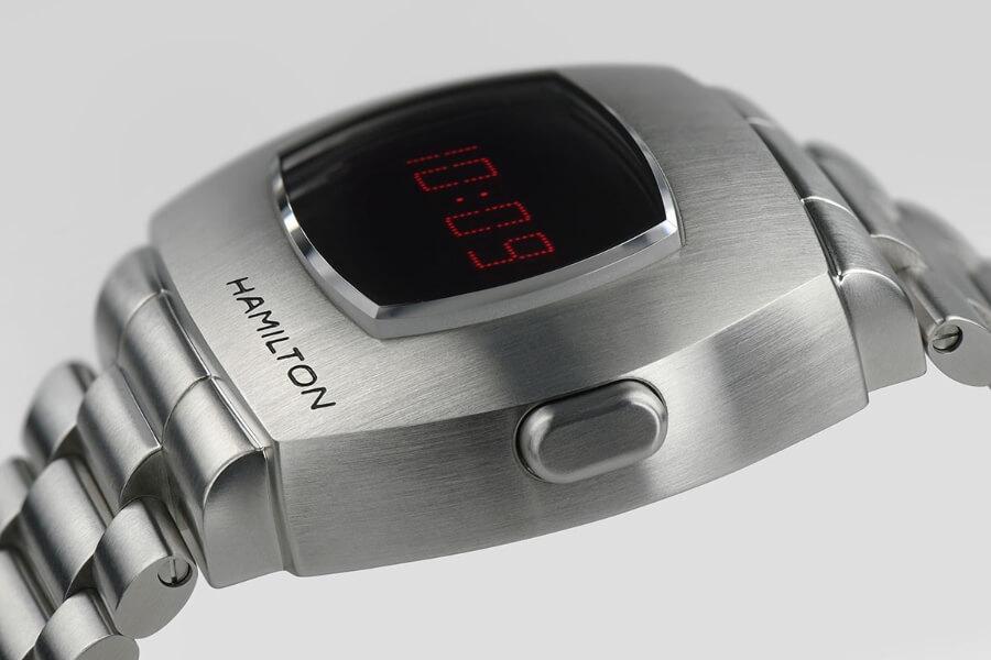 The New Hamilton PSR Watch