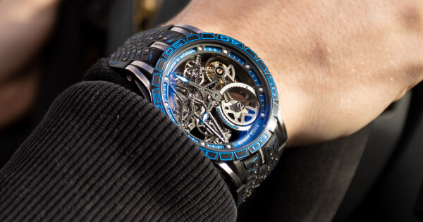 Roger Dubuis Excalibur Pirelli Ice Zero 2 Spider America Edition (Price, Pictures and Specifications)