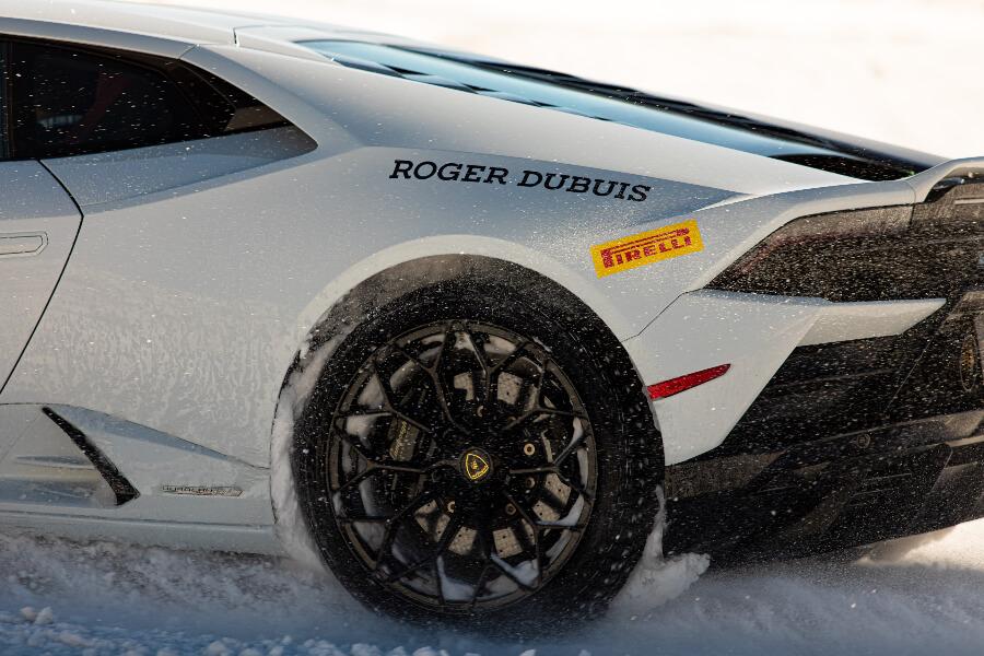 Roger Dubuis Excalibur Pirelli Ice Zero 2 Spider America Edition
