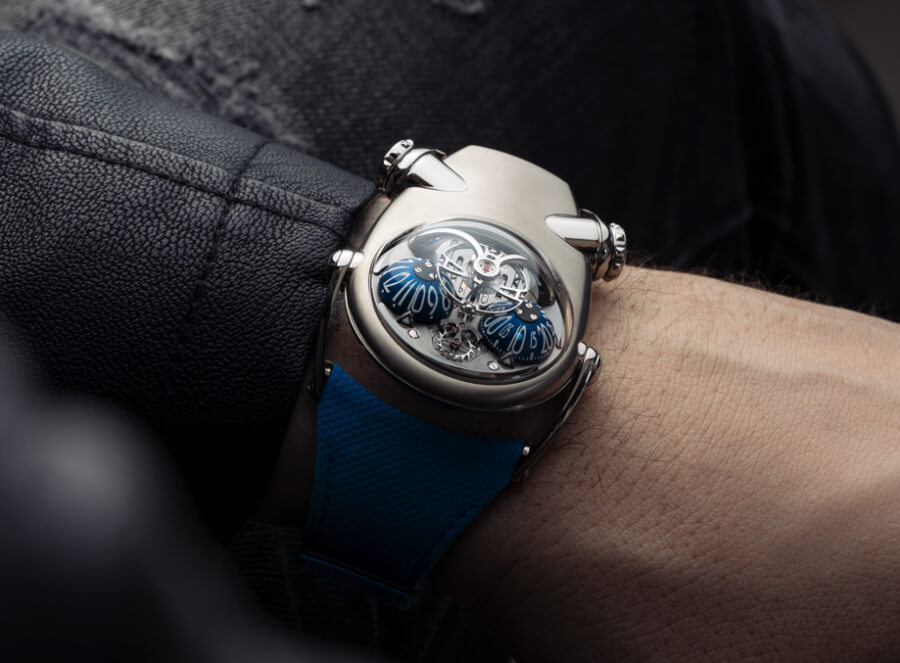 MB&F Horological Machine N°10 Bulldog Watch Review