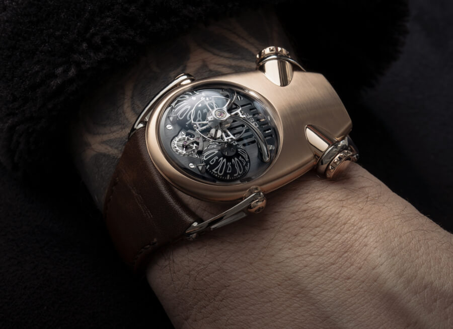 MB&F HM10 Bulldog Watch Review