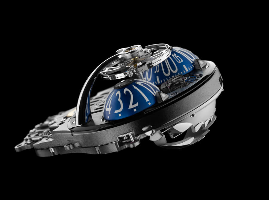 MB&F In House Movement