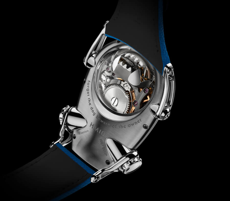 MB&F Horological Machine N°10 Bulldog