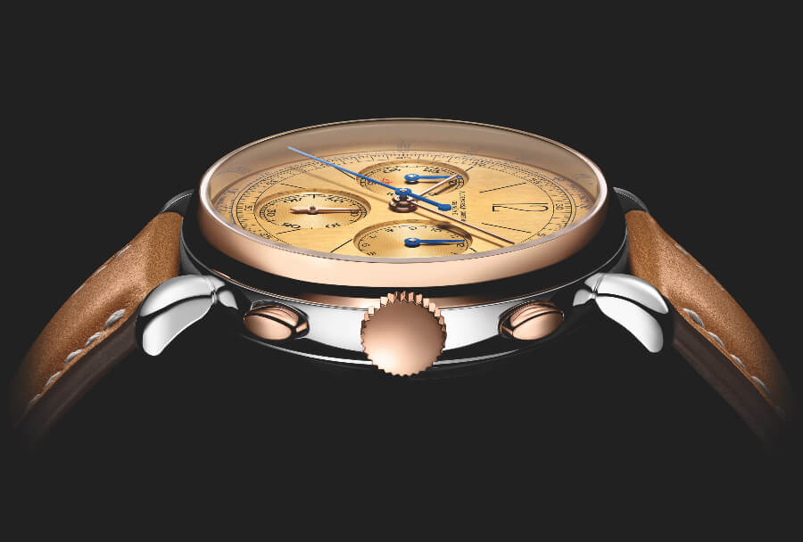 The New Audemars Piguet [Re]master01 Selfwinding Chronograph 40 mm